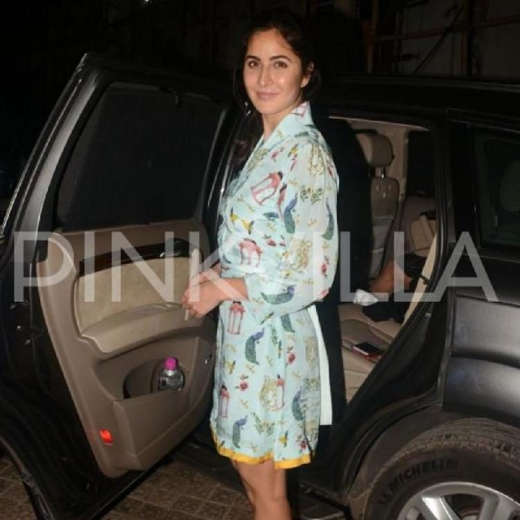 Katrina Kaif's gift to herself is a luxury SUV that costs a bomb; Read to know more