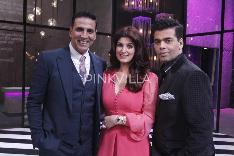 Twinkle Khanna Reveals Karan Johar Was In Love With Her..