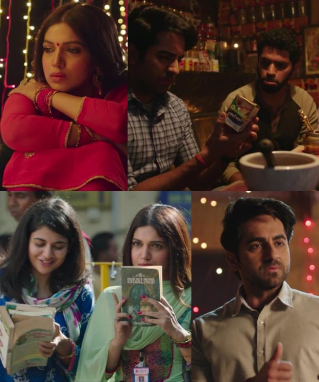 Shubh Mangal Saavdhan's Laddoo: Bhumi Pednekar asks Ayushmann Khurrana to discuss his issue of erectile dysfunction with his family   PINKVILLA