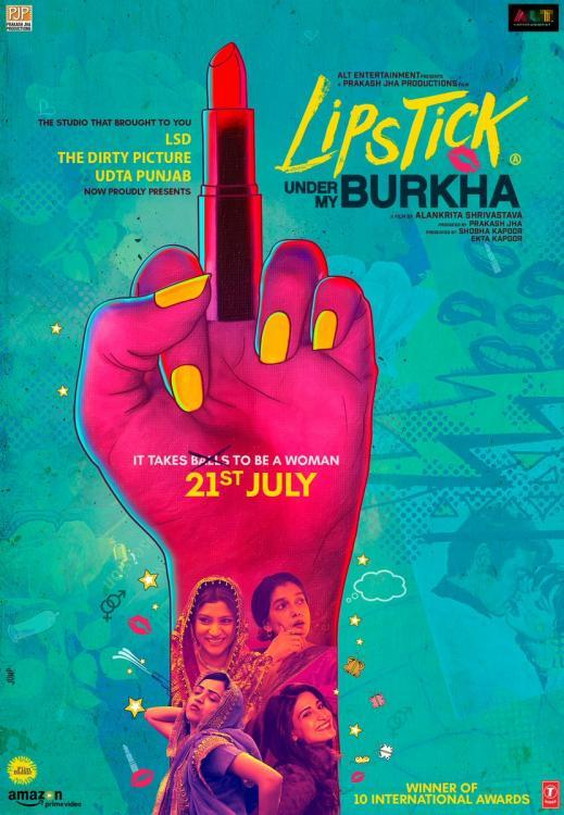 Lipstick Under My Burkha Review : This Enthralling film will rock the nation | PINKVILLA