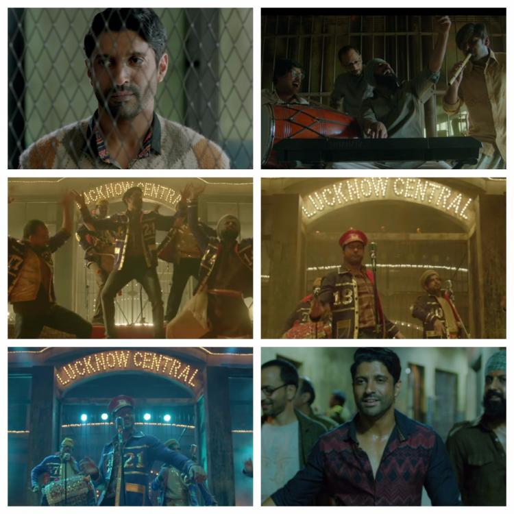 Lucknow Central: Farhan Akhtar's version of Kaavaan Kaavaan will get you hyped   PINKVILLA