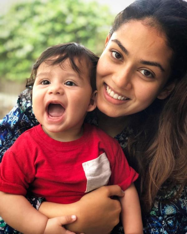 Shahid Kapoor and Mira Rajput's son Zain Kapoor is growing up fast; this picture is a proof