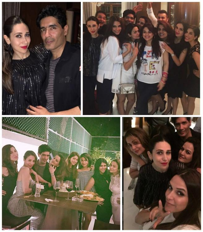 7 Top Tips For Throwing A Grand Party In A Small Home: INSIDE PICS: Karisma, Preity, Sophie, Malaika, Sophie