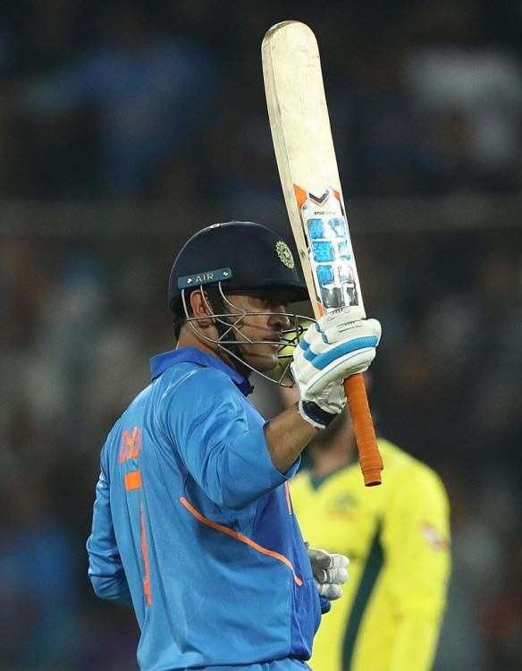 ICC World Cup 2019: KL Rahul, MS Dhoni hit centuries, trouble still remains for the top order