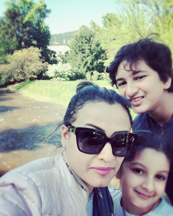 Mahesh Babu & Namrata Shirodkar's new adorable family photos from their special holiday are unmissable