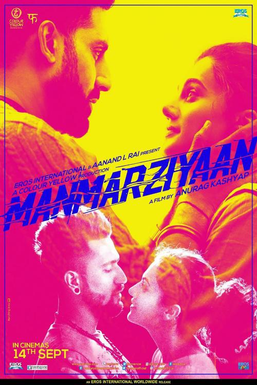 Manmarziyaan Mid Movie Review: Abhishek Bachchan a perfect balance for colourful Taapsee Pannu, Vicky Kaushal | PINKVILLA