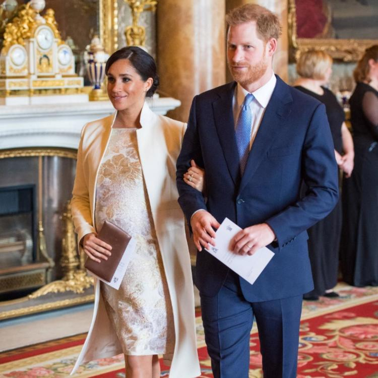 Meghan Markle And Prince Harry Are Moving To Africa