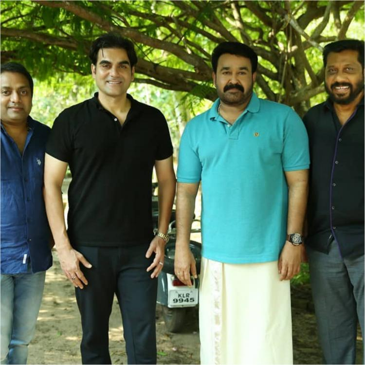 Mohanlal welcomes Arbaaz Khan in his next film Big Brother, says 'pleasure to welcome Salman Khan's brother'