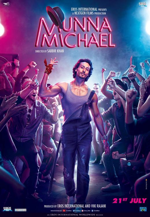 Munna Michael Movie Review: Despite Tiger Shroff's moonwalking & Nawaz's wicked humour, this dance-actioner is plain shoddy | PINKVILLA