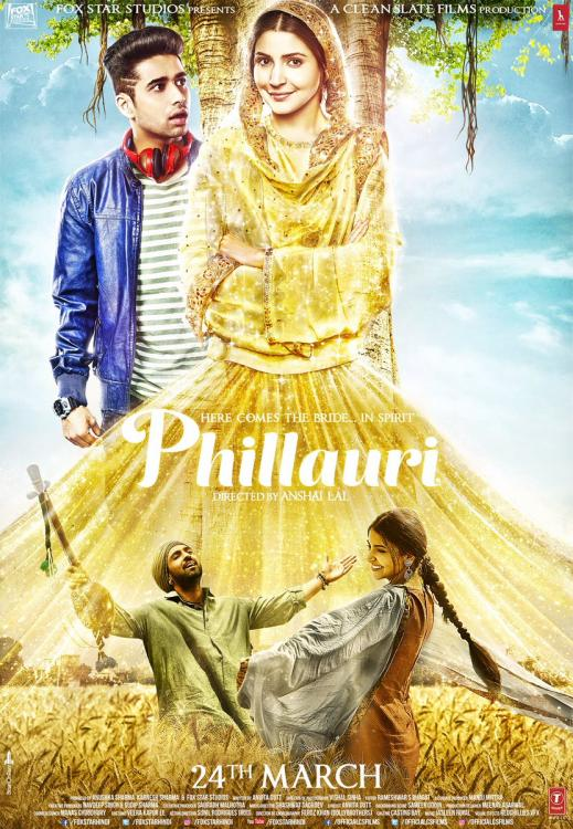 Phillauri Movie Review: Anushka-Diljit's spirited show is mediocre but boy, Suraj Sharma is a treat! | PINKVILLA