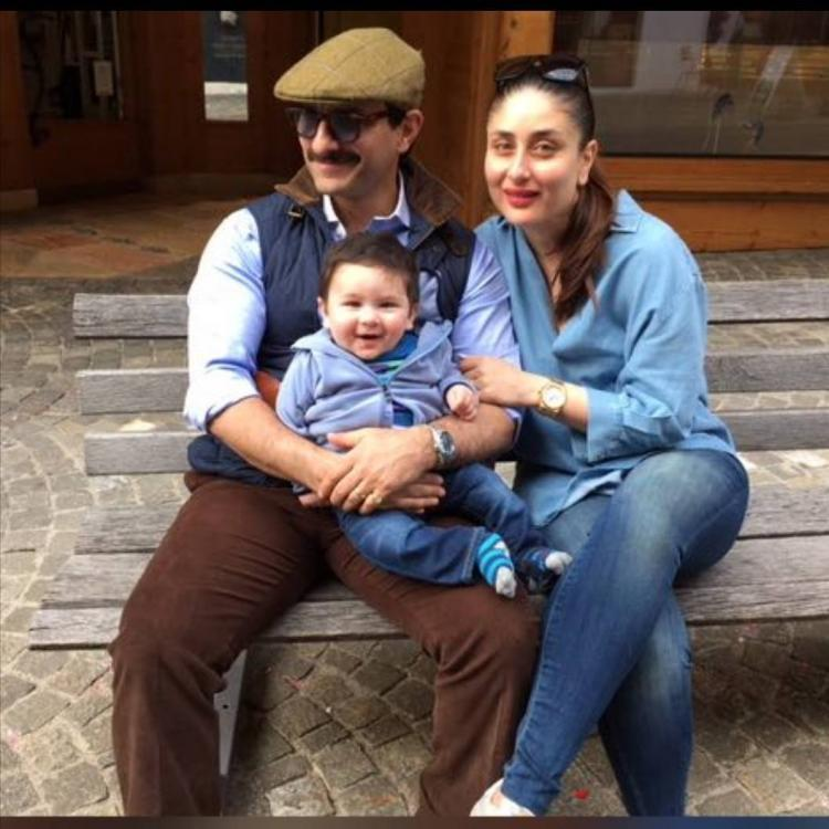 Image result for Taimur Ali Khan all geared up for the festive season