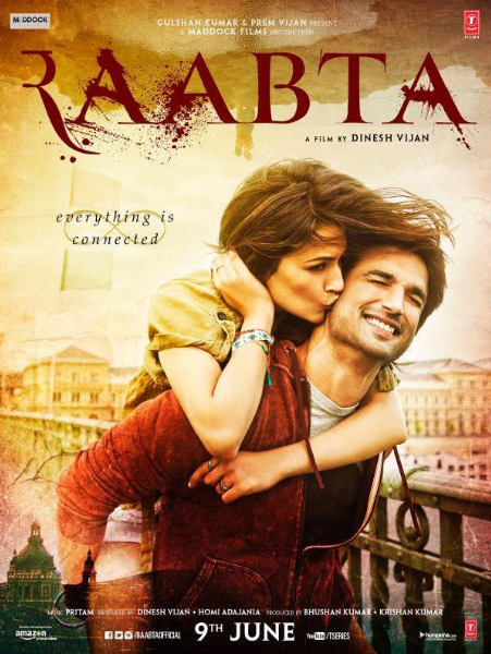 Raabta Movie Review: Sushant Singh Rajput and Kriti Sanon heat it up but the reincarnation tale is passé | PINKVILLA