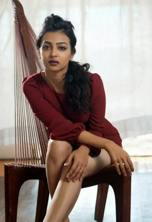 Radhika Apte: Not here to do only films with social messages | PINKVILLA