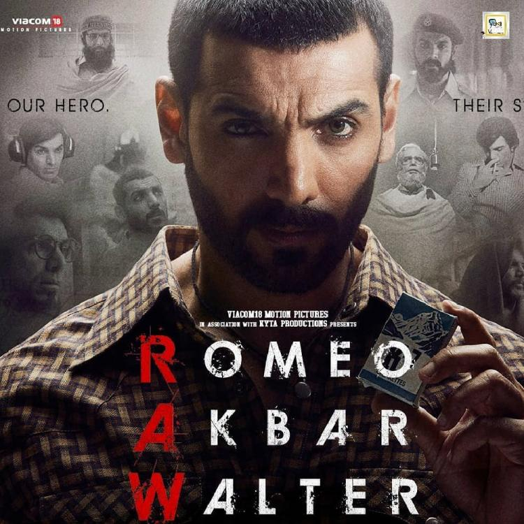 Romeo Akbar Walter Box Office Collection Day 1: John Abraham & Mouni Roy starrer earns THIS much
