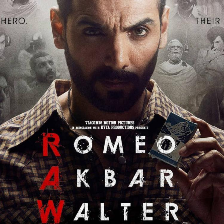Romeo Akbar Walter Box Office Collection Day 8: John Abraham starrer fares well as no big movie releases