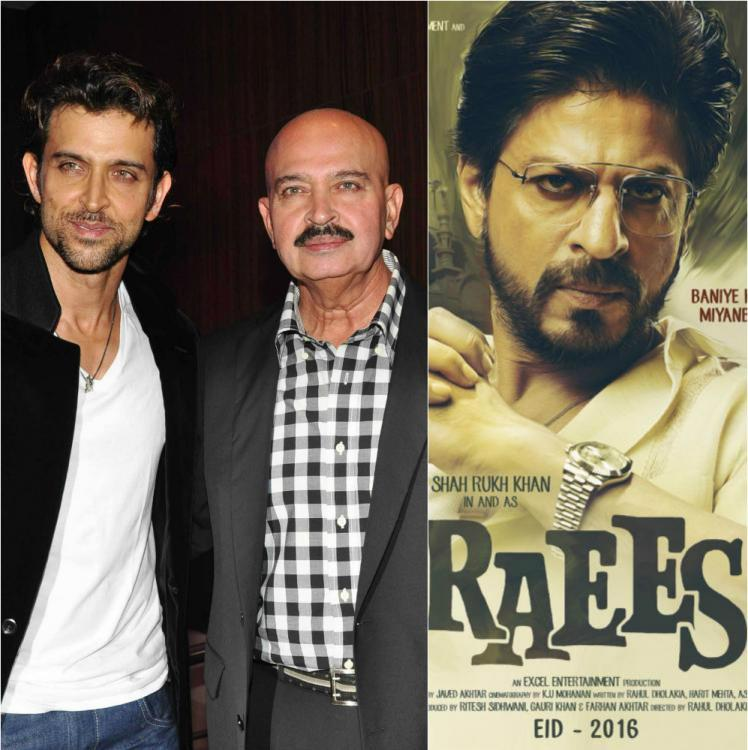 SRK Don't Want to Clash with Hrithik