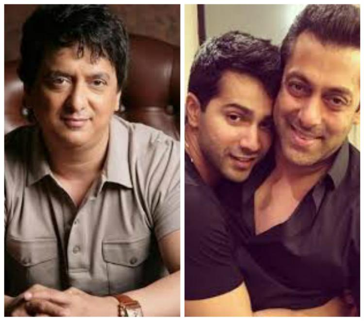 Would love to have Salman in a cameo in 'Judwaa 2': Sajid
