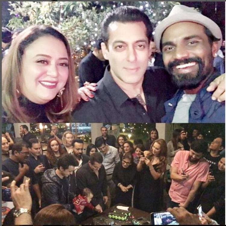 salman khan,Salman Khan Birthday,Salman Khan Birthday Bash,Nostalgia,Inside Photos Salman Khan Birthday