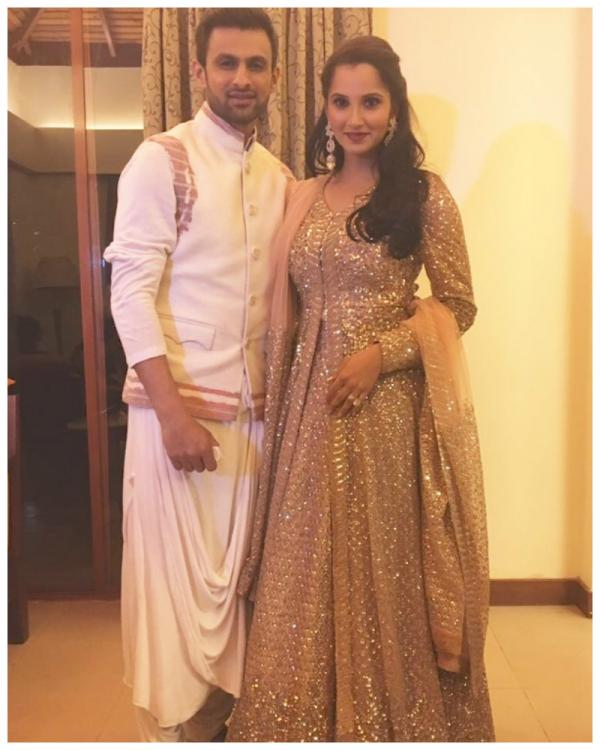 Sneak peek into Sania Mirza's sister's sangeet