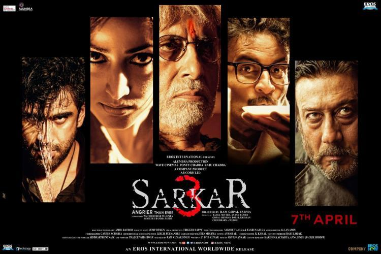 Sarkar 3 Review: Ramu's lacklustre attempt to lean on Big B to save his dwindling career   PINKVILLA