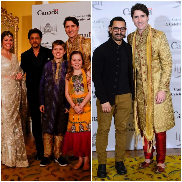 how to get family in canada from india