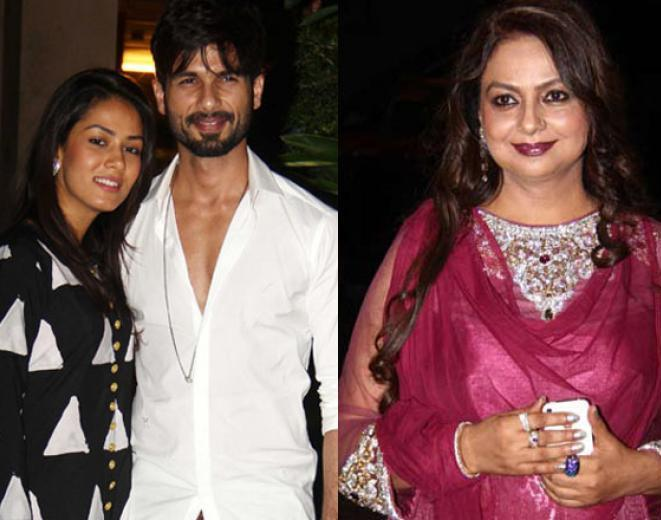 It's A Girl For Shahid Kapoor & Mira Rajput!