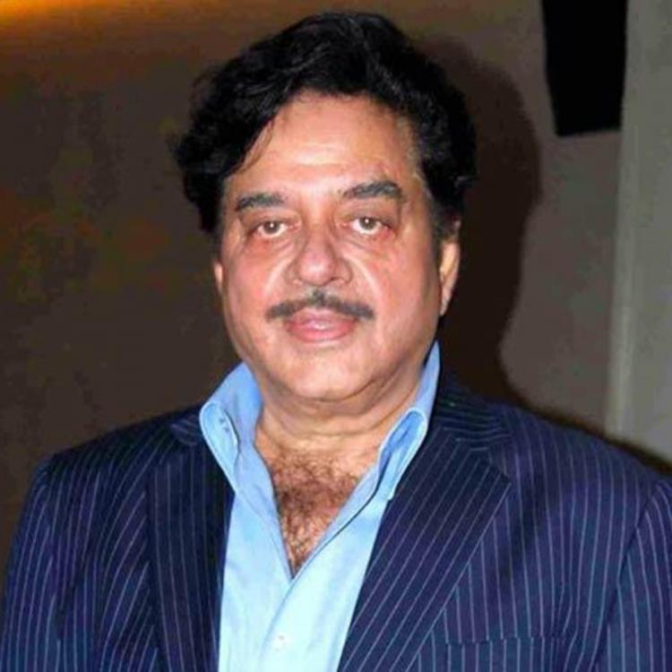 WATCH: Shatrughan Sinha mocks the #MeToo movement; clarifies his statement later