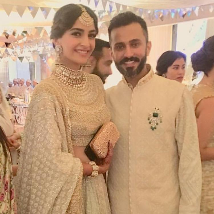 Sonam Kapoor: I didn't even know that Anand Ahuja had changed his ...