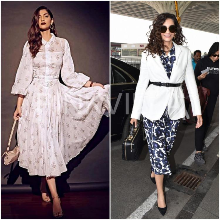 Yay or Nay : Sonam Kapoor in Emilia Wickstead and Mother of Pearl | PINKVILLA