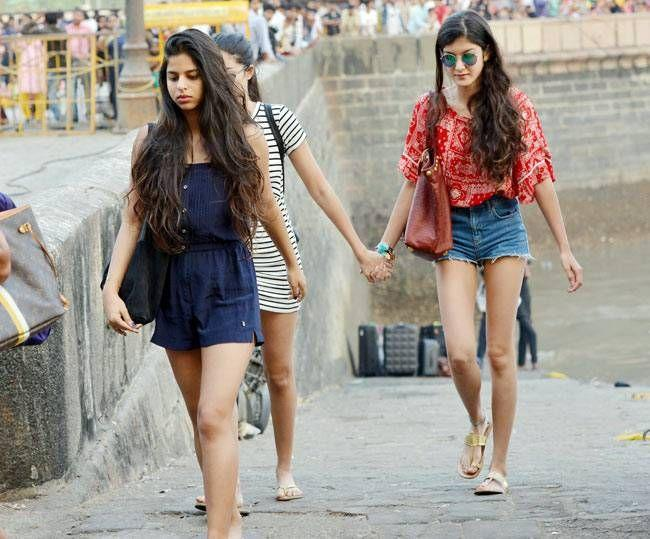 Not just Suhana Khan, bestie Shanaya Kapoor too turns assistant director for project ahead of Bollywood debut