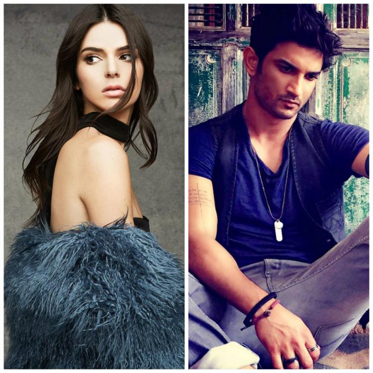 Sushant Singh Rajput And Kendall Jenner Have A Royal