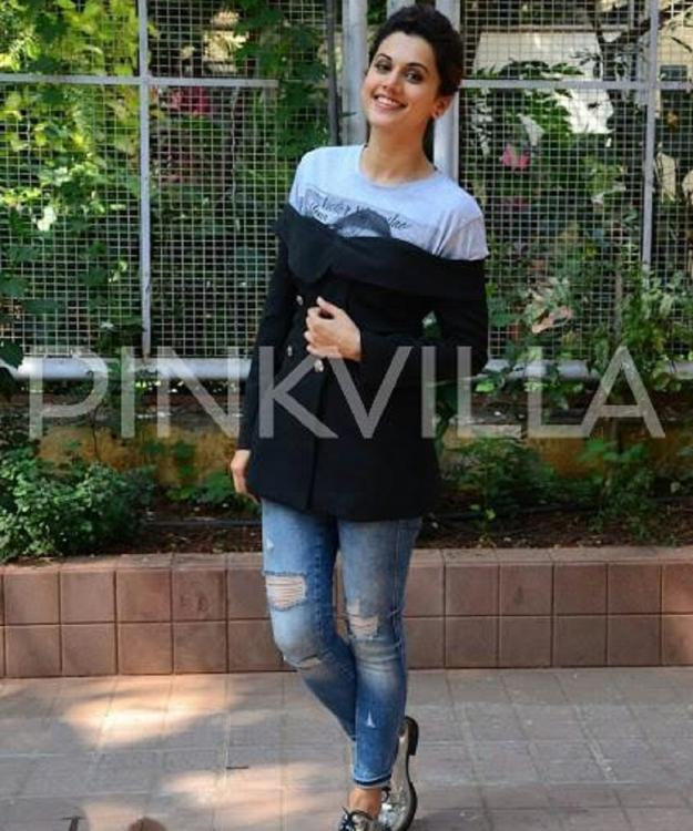 Pati Patni Aur Woh makers release a statement after Taapsee Pannu says 'I deserve an answer for being dropped' | PINKVILLA