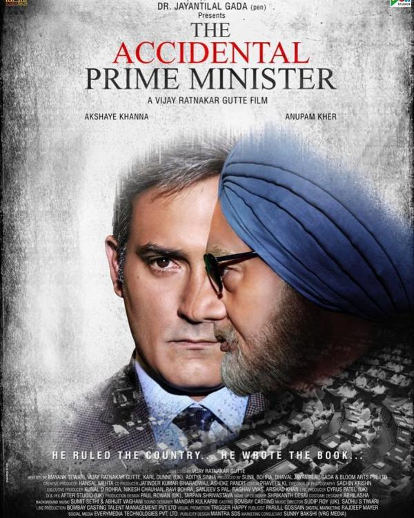 The Accidental Prime Minister Movie Review: Anupam Kher and Akshaye Khanna make this movie a must watch