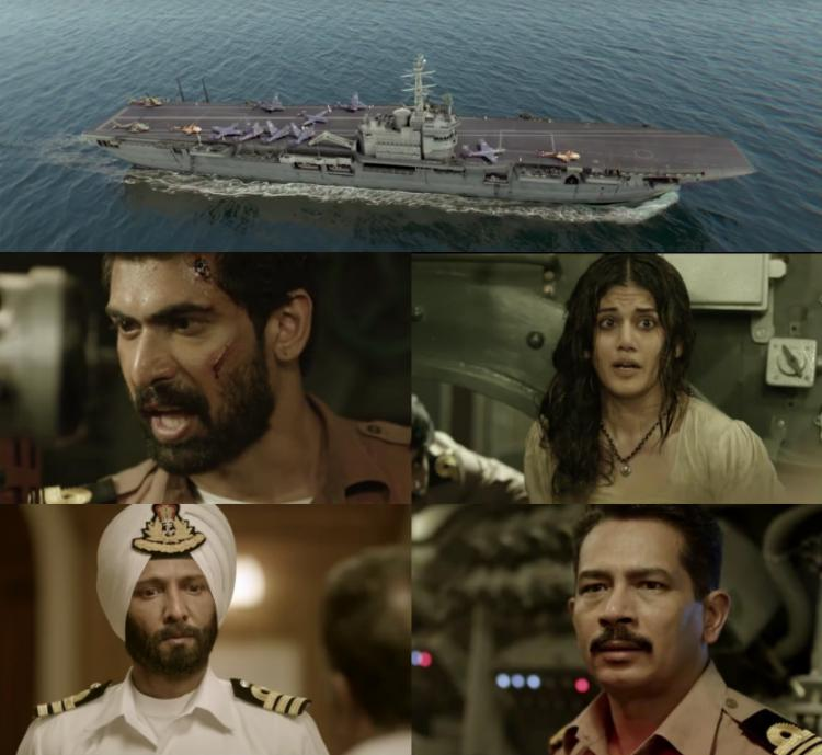 The Ghazi Attack trailer: India's 'first war-at-sea' film is here