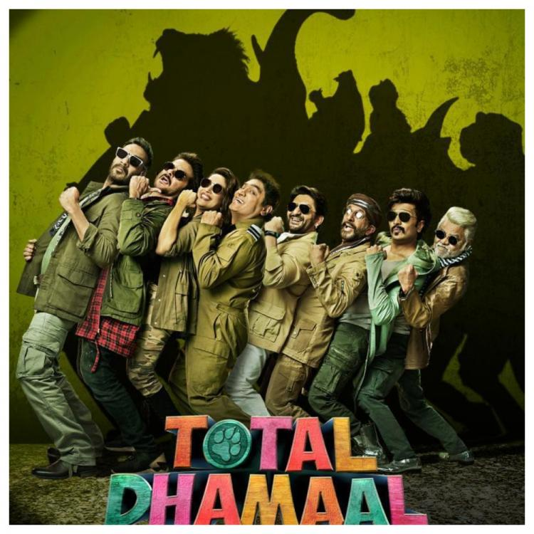 anil kapoor,Madhuri Dixit,Ajay Devgn,Total Dhamaal