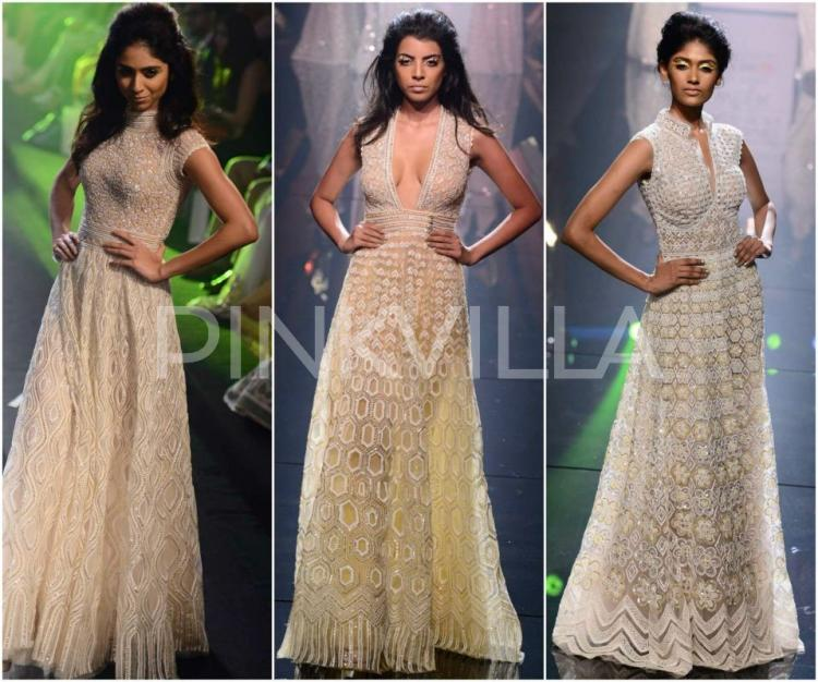 Abu Jani Sandeep Khosla Collection At Lfw 2015 Pinkvilla