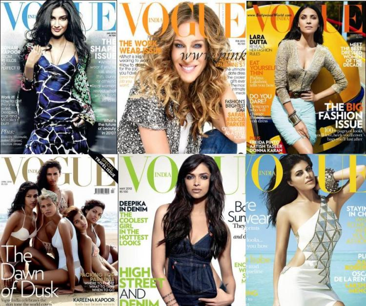 Magazine Covers,vogue