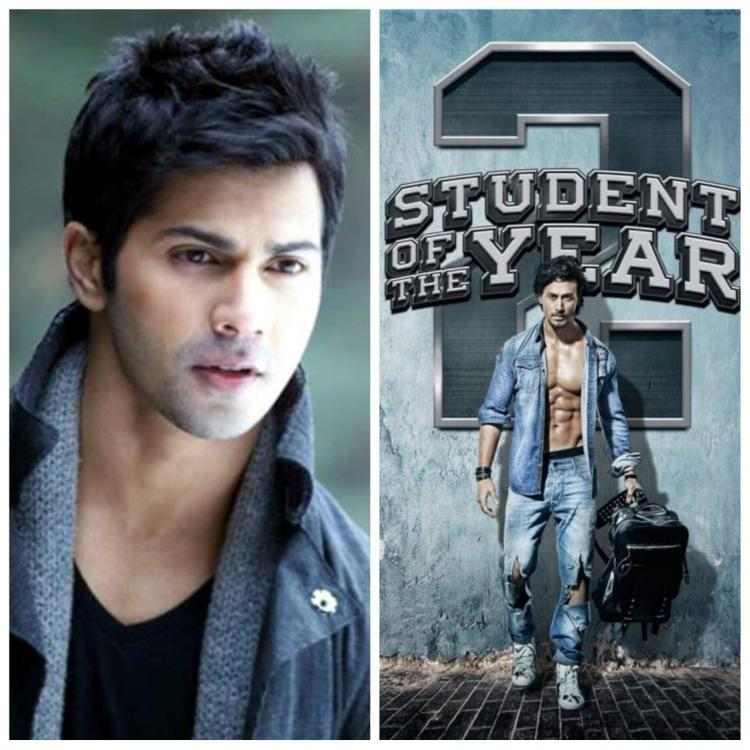 Varun Dhawan On Student Of The Year 2 Now That Tiger Shroff S Doing The Role People Will Think I Ve Graduated Pinkvilla