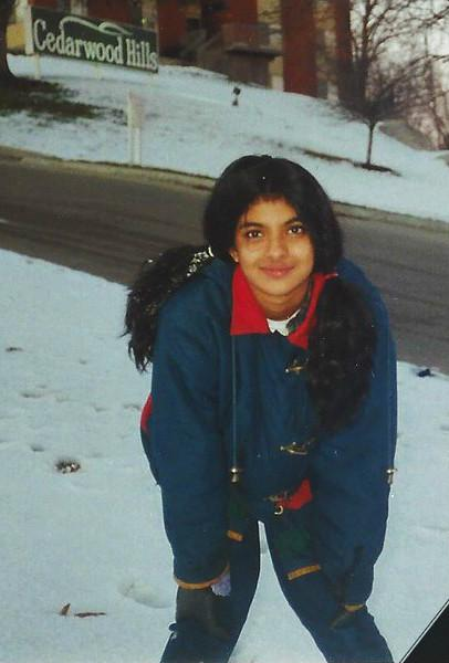 This Vintage Picture Of Priyanka Is Sure To Take Back To