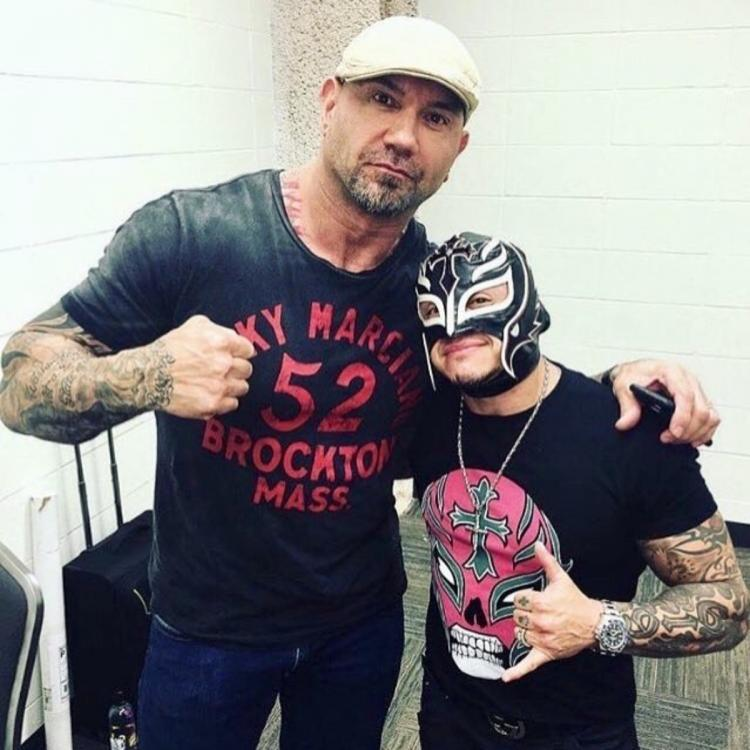 WWE star Batista is all set to return for a match at WrestleMania 35