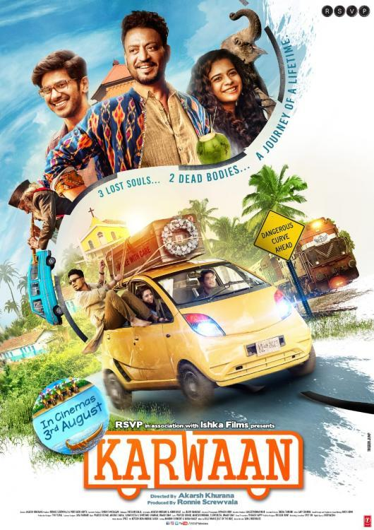 Karwaan Mid Movie Review: Irrfan Khan is a laughter riot; Dulquer Salmaan makes an impressive Bollywood debut    PINKVILLA