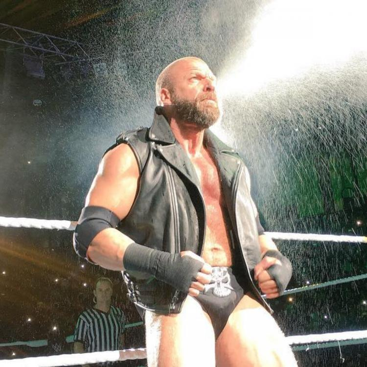 Triple H is all set to go head-to-head with Evolution member Batista at Wrestlemania 35. In an interview, Triple H revealed that the bout could be his last match in WWE. Read below.