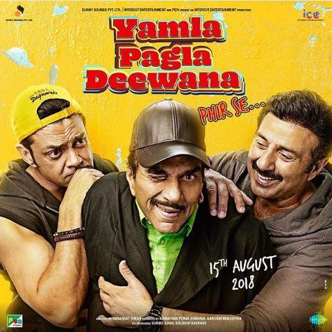 Yamla Pagla Deewana Phir Se Movie Review: Not even Dharmendra's old-world charm can save this nonsensical film   PINKVILLA