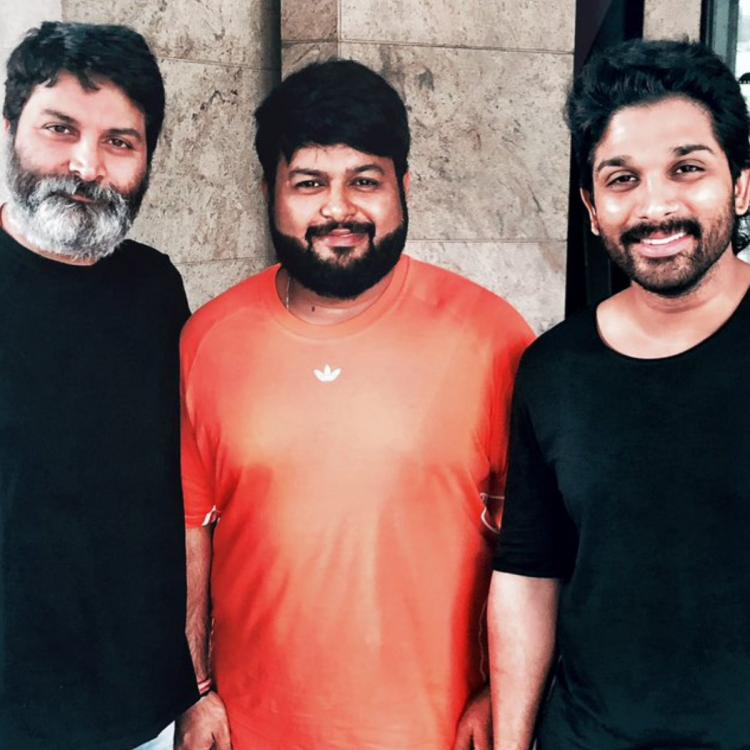 AA 19: Thaman shares his excitement to compose for Allu Arjun and Trivikram Srinivas' film