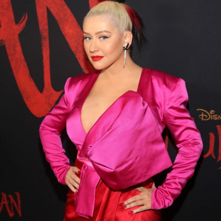 Christina Aguilera was 'dead set against' changing her name because it sounded 'too Latin'