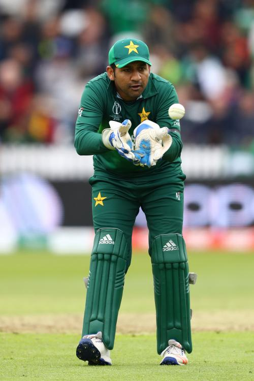 Sarfaraz Ahmed reacts to 'pig' comment; Says 'It's not in our hands to control what people say about us'