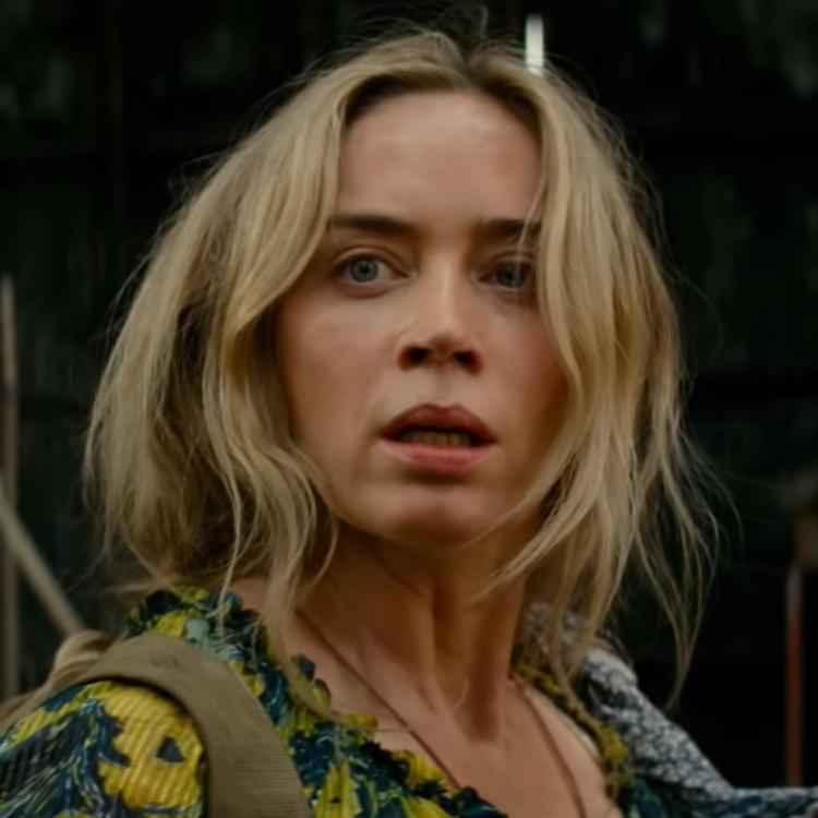 emily blunt,Hollywood,A Quiet Place Part II