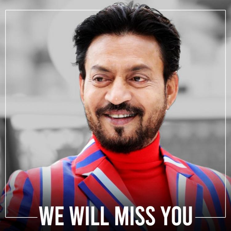 EXCLUSIVE: A month since Irrfan Khan left us; The actor's friend speaks about the void