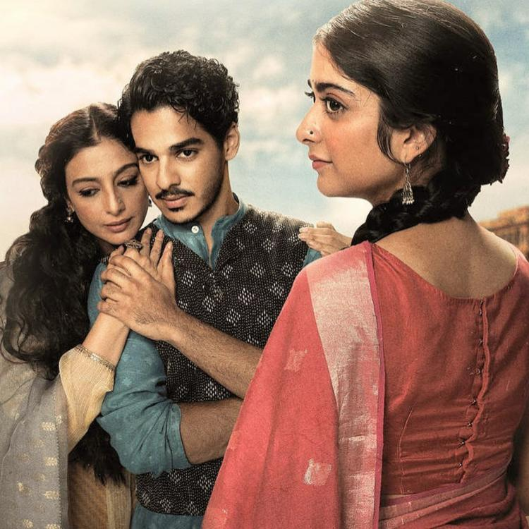 A Suitable Boy released today, i.e. October 23, 2020, on Netflix