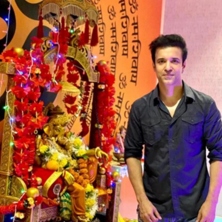 Aamir Ali claps back at people who questioned him for celebrating Ganesh Chaturthi: For me, God is one